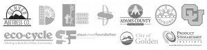 Springback Colorado Mattresss Recycling Partners Logos