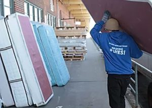 Spring Back Colorado Mattress Recycling Schedule a pickup
